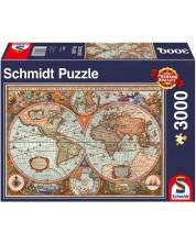 Puzzle Schmidt de 3000 piese - Ancient World Map