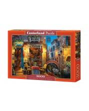 Puzzle Castorland de 3000 piese - Locul nostru favorit in Venetia
