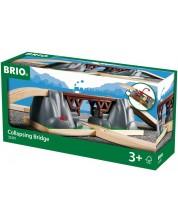 Accesoriu feroviar Brio - Pod mobil -1