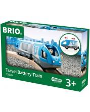 Set Brio - Metrou cu accesorii, 3 piese II -1