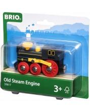 Accesoriu feroviar Brio - Locomotiva Old Steam -1