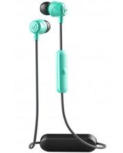 Casti cu microfon Skullcandy - Jib Wireless, miami/black -1