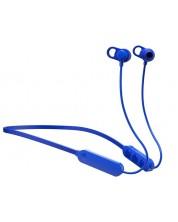 Casti sport Skullcandy - Jib wireless, albastre
