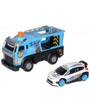 Jucarie pentru copii Toy State - Echipa de lucru, masina cu camion -1