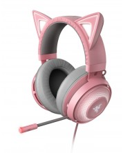 Casti gaming Razer Kraken Kitty Ed. - Quartz