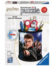 Puzzle 3D Ravensburger de 54 piese - Pencil Pot Harry Potter