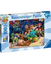 Puzzle Ravensburger de 100 XXL piese - Povestea jucariilor 4