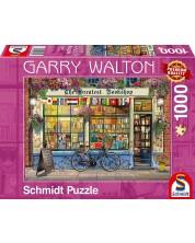 Puzzle Schmidt de 1000 piese - Libraria, Garry Walton