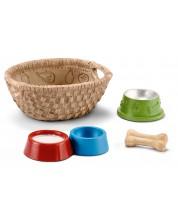Set accesorii Schleich Farm Life - Castron pentru animale de companie