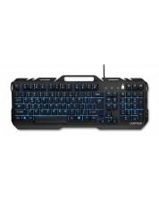 Tastatura gaming Spartan Gear - Centaur, neagra