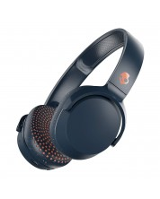 Casti cu microfon Skullcandy - Riff Wireless, blue/speckle/sunset -1