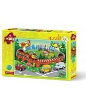 Puzzle Art Puzzle de 50 piese - Trafic