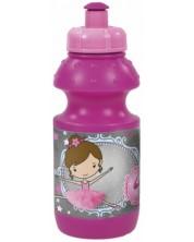 Sticla pentru copii Derform - Ballete, 350 ml -1