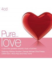 Various Artist- Pure... Love (4 CD)