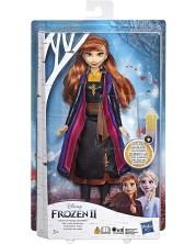 Papusa Hasbro Frozen 2 - Anna intr- rochie stralucitoare