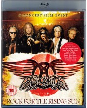 Aerosmith, - Rock For the Rising Sun (Blu-Ray)
