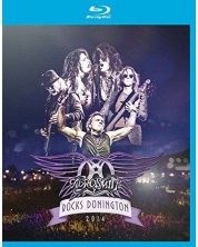 AEROSMITH - Rocks Donnington 2014 (Blu-ray)