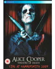 Alice Cooper - Theatre Of Death - Live AT Hammersmith 2009 (DVD)