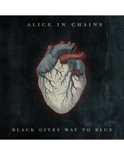 Alice in Chains - Black GIVES Way To blue (CD)