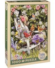 Puzzle Cobble Hill de 1000 piese -Prasari de vara, Greg Giordano