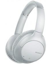 Casti Sony - WH-CH710N, NFC,  albe -1