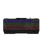 Tastatura gaming Redragon - T-Dagger Battleship T-TGK301, mecanic, neagra