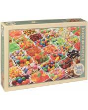 Puzzle Cobble Hill de 1000 piese - Abudenta de zahar