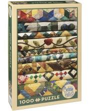 Puzzle Cobble Hill de 1000 piese - Fetele de masa ale bunicii