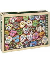 Puzzle Cobble Hill de 1000 piese - Biscuiti cu zahar