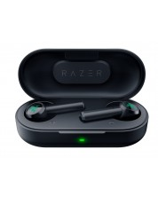 Casti gaming Razer - Hammerhead Wireless, negre