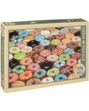 Puzzle Cobble Hill de 1000 piese - Gogosi