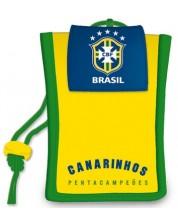 Portofel de gat - Echipa nationala de fotbal a Braziliei -1