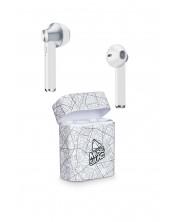 Casti Cellularline - Music Sound, true wireless, albe