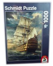 Puzzle Schmidt de 1000 piese - Navigarea, Seyral Teran