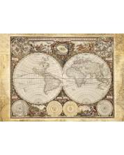 Puzzle Schmidt de 2000 piese - Harta istorica a lumii