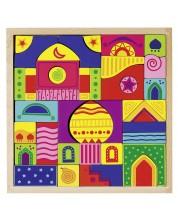 Mozaic din lemn Goki - 1001 nopti -1
