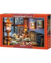 Puzzle Castorland de 1000 piese -  Ceaiul de dupa-amiaza