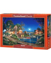 Puzzle Castorland de 500 piese - Autumn Memories