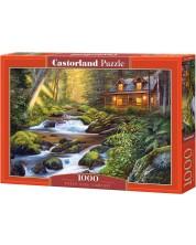 Puzzle Castorland de 1000 piese - Creek Side Comfort, Dallen Lambson