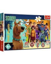 Puzzle Trefl de 160 piese - Scooby Doo in actiune