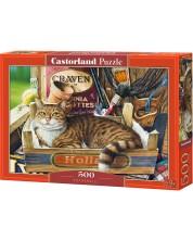 Puzzle  Castorland de 500 piese - Fothergill