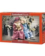 Puzzle Castorland de 1000 piese - Prima iubire
