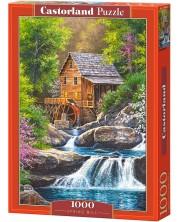 Puzzle Castorland de 1000 piese - Moara primavara, Abraham Hunter