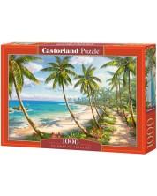 Puzzle Castorland de 1000 piese - Pathway to Paradise, Sung Kim
