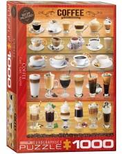 Puzzle Eurographics de 1000 piese – Cafea