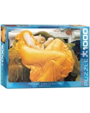 Puzzle Eurographics de 1000 piese – Flaming June, Frederick Lord Leighton