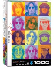 Puzzle Eurographics de 1000 piese – Portretul lui John Lennon