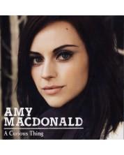 Amy Macdonald - A Curious Thing (CD)