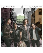 American Authors - What We Live for (CD)
