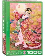 Puzzle Eurographics de 1000 piese - Syungetsu, Haruyo Morita